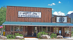 Brandin Iron Stake House Pine Valley Utah