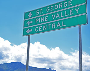 Central Utah Homes for sale this way