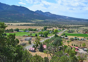 Central Utah Homes at the base of Pine Valley Mountain