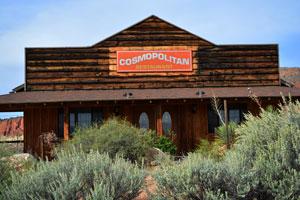 Cosmopolitan Resturant Leeds Utah