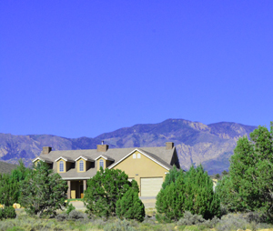 Dammeron Valley Utah homes for sale near Pine Valley Mountain