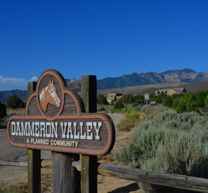 Welcome to Dammeron Valley Utah