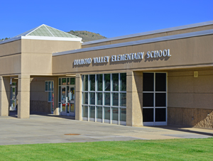 Diamond Valley, Utah, School