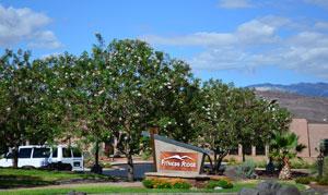 Ivins Utah Homes in close proximity to Fitness Ridge Utah