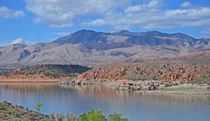 Gunlock Utah Reservoir