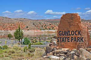 Gunlock Utah State Park