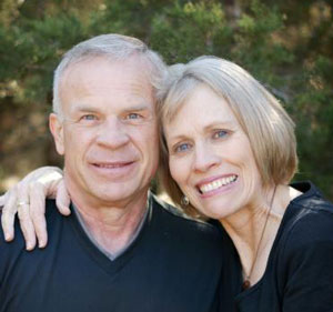 Kevin and Sylvia Wilkinson