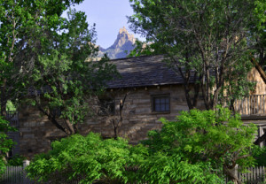 Rockville Utah Homes for Sale at entrance to Zion Park