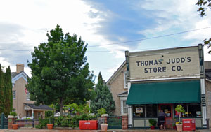 Saint George Utah homes downtown enjoy Tomas Judd's Store