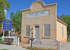 Santa Clara Utah Relief Society House
