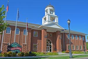 Santa Clara Utah Town Hall