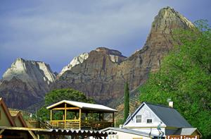 Springdale Utah Homes