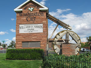 Washington Utah homes in close proximity to historical landmarks