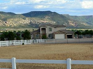 New Harmony Utah home