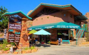 Cafe Soleil Menu Zion