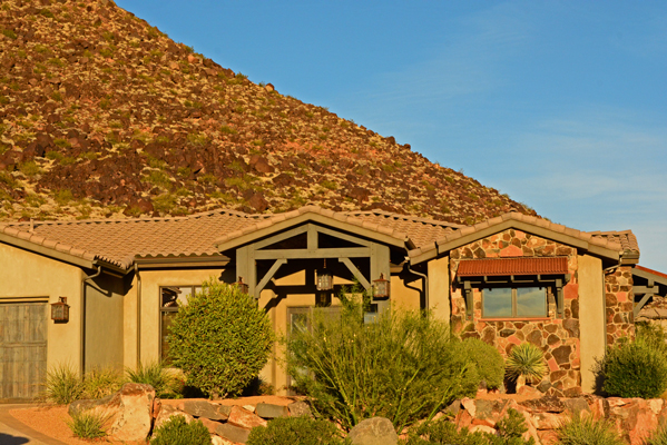 Whisper Ridge Heaven atop St. George Utah