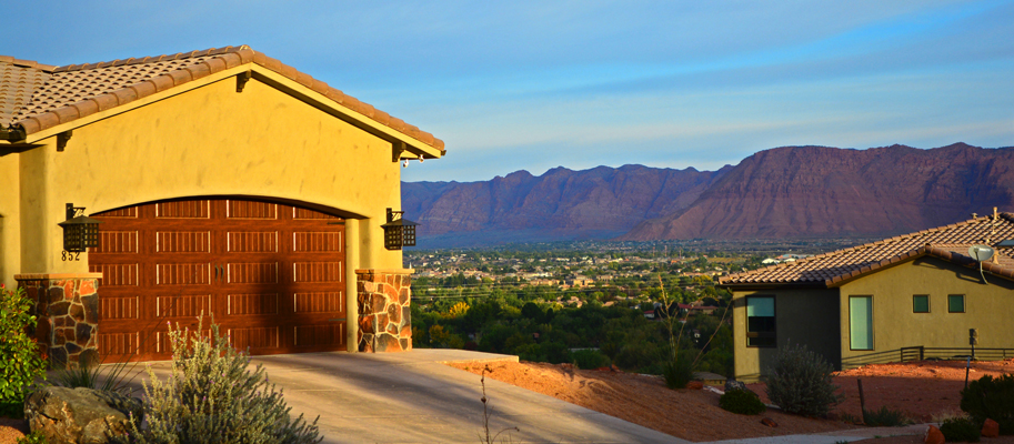 Whisper Ridge St. George Utah Views