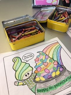 Coloring pages at Menchies